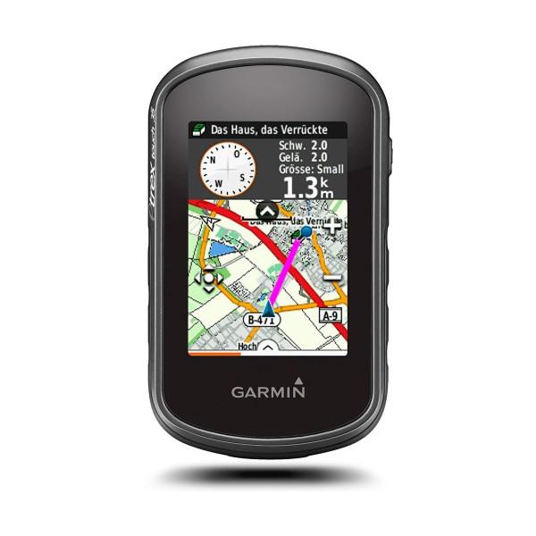 Garmin etrex touch 35 navegador gps montañismo europa