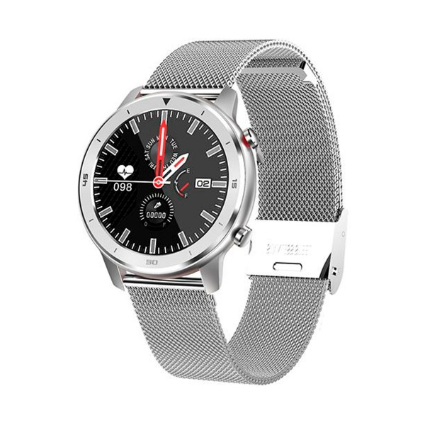 Innjoo voom classic plata smartwatch 1.3'' ips bluetooth frecuencia cardíaca y sueño ip68