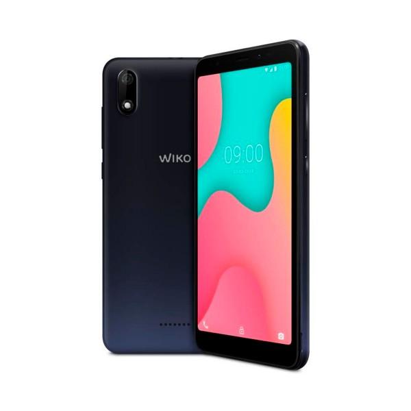 Wiko y60 azul marino móvil 4g dual sim 5.45'' tft fwvga+/4core/16gb/1gb ram/5mp/5mp
