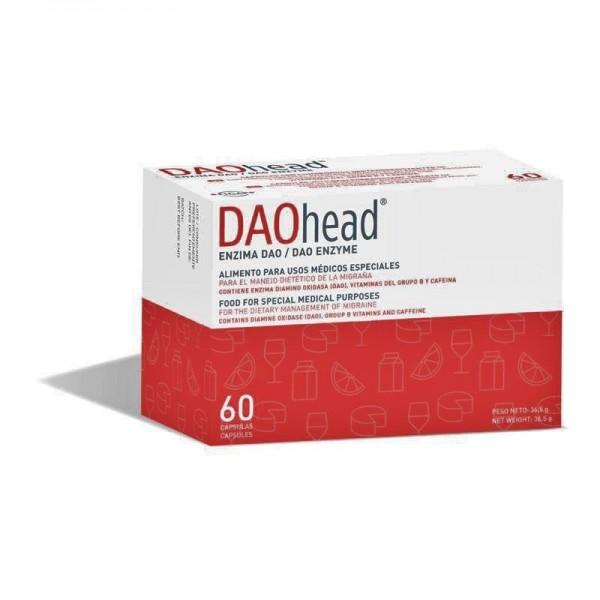 DAOHEAD 60 CAPS